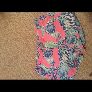 Lilly p shorts 00